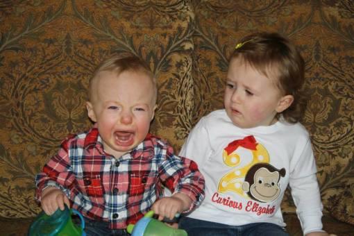Child-Rearing rears it's ugly head